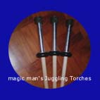 The Prop Maker - Juggling Torches