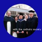 Graduating with Catholic Chaplaincy