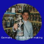 St Goar - Stein Making